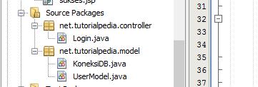 login dengan servlet dan jsp