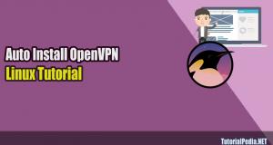 auto install openVpn
