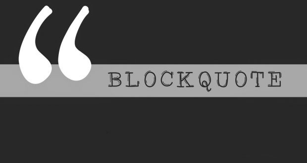 cara modifikasi blockquote wordpress