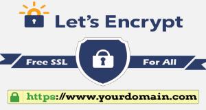 ssl gratis dari let's encrypt