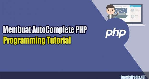 membuat autocomplete dengan php