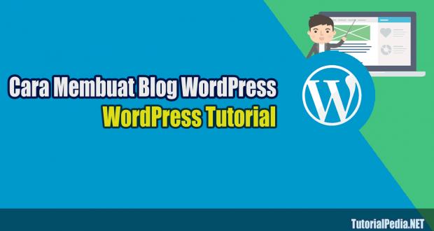 membuat blog gratis di wordpress