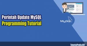 perintah update mysql